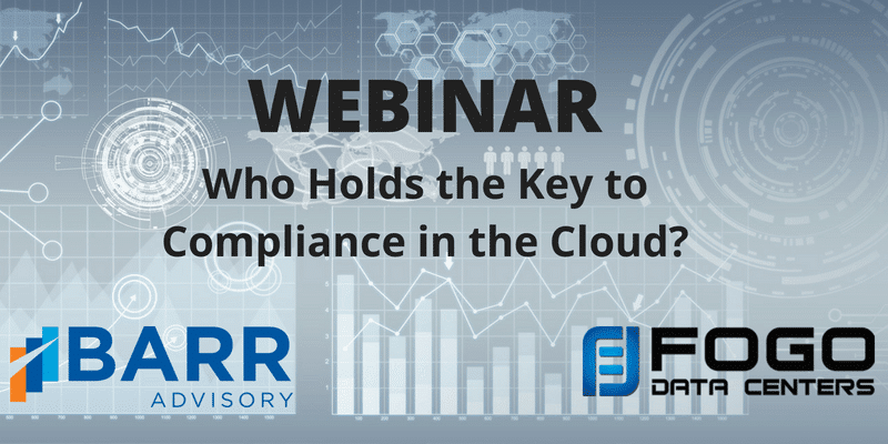 Webinar: Who Holds the Key to Compliance in the Cloud?